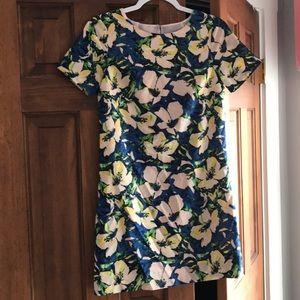 J. Crew Petite 00 spring dress!